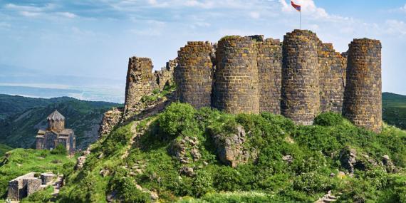 Voyage en Arménie - Agence de Voyage Locale Geographic Travel Club