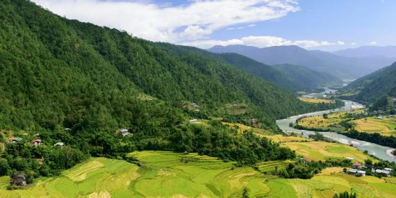 Voyage au Bhoutan - Agence de Voyage Locale Shanti Travel, Bhoutan