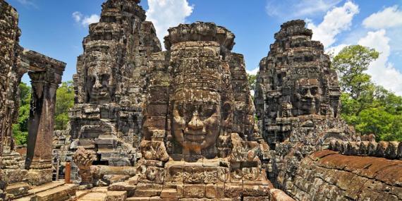 Voyage au Cambodge - Agence de Voyage Locale Terre Cambodge
