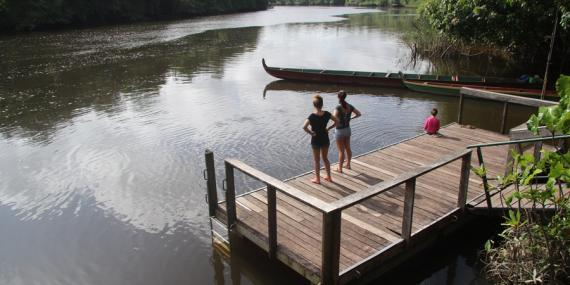 Voyage en Guyane - Agence de Voyage Locale Guyane Evasion