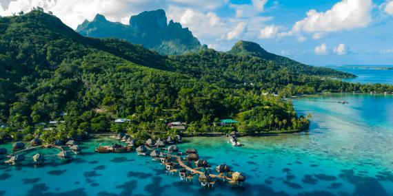 Voyage en Polynésie Française - Agence de Voyage Locale E Tahiti Travel