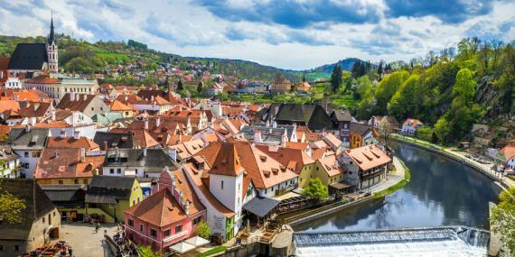 Voyage en République Tchèque - Agence de Voyage Locale locale Velvet Voyages