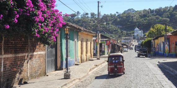 Voyage au Salvador - Agence de Voyage Locale Coloris Salvadoriens