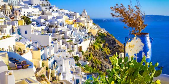 Voyage dans les Cyclades - Agence de Voyage Locale Orea Voyages