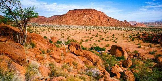 Voyage en Namibie - Agence de Voyage Locale SA Travellers
