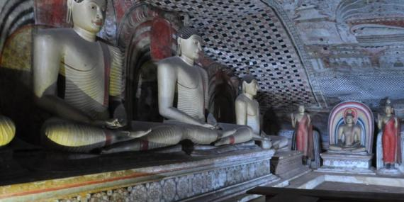 Voyage au Sri Lanka de la Famille de Silvia