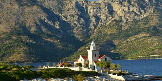 Voyage en Croatie d'Isabelle