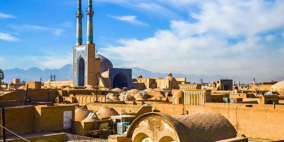 A Découvrir en Iran - Yazd
