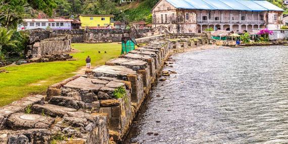 A Découvrir au Panama - Portobelo