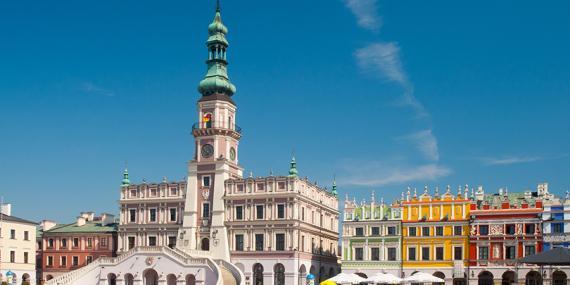 A Découvrir en Pologne - Zamosc