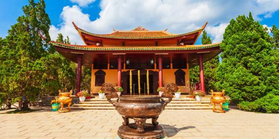 A Découvrir au Vietnam - Dalat et les Haut Plateaux