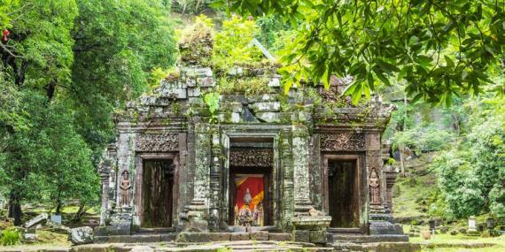 A Découvrir au Laos - Champassak