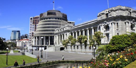 A Découvrir en Nouvelle-Zélande - Wellington