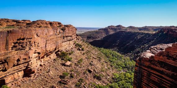 A Découvrir en Australie - Parc National Watarrka et Kings Canyon