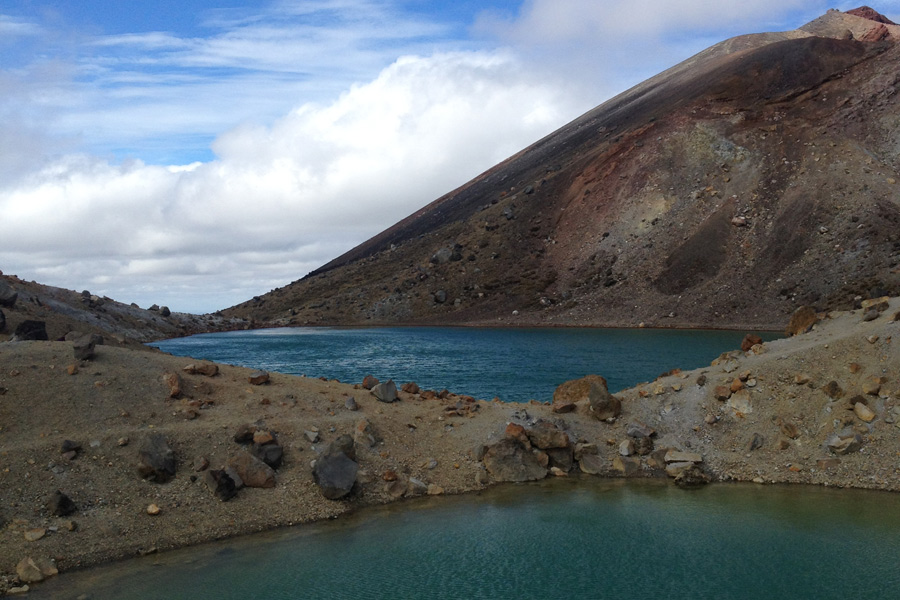 Nouvelle-Zélande - Excursion au Tongariro National Park