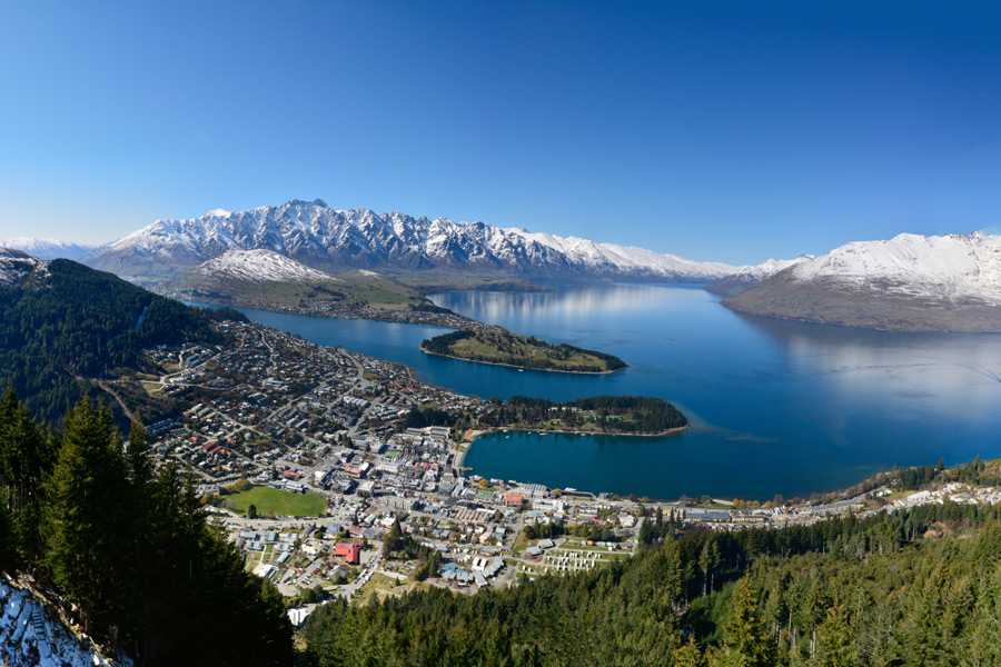 Nouvelle-Zélande - Roadtrip sur l'Île du Sud