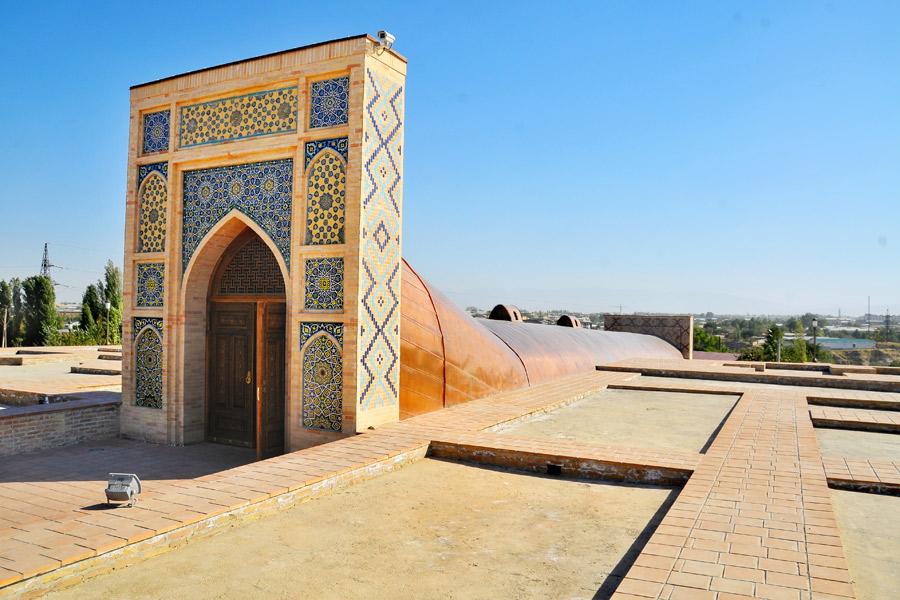 Ouzbékistan - Samarkand, la Cité des Coupoles Bleues