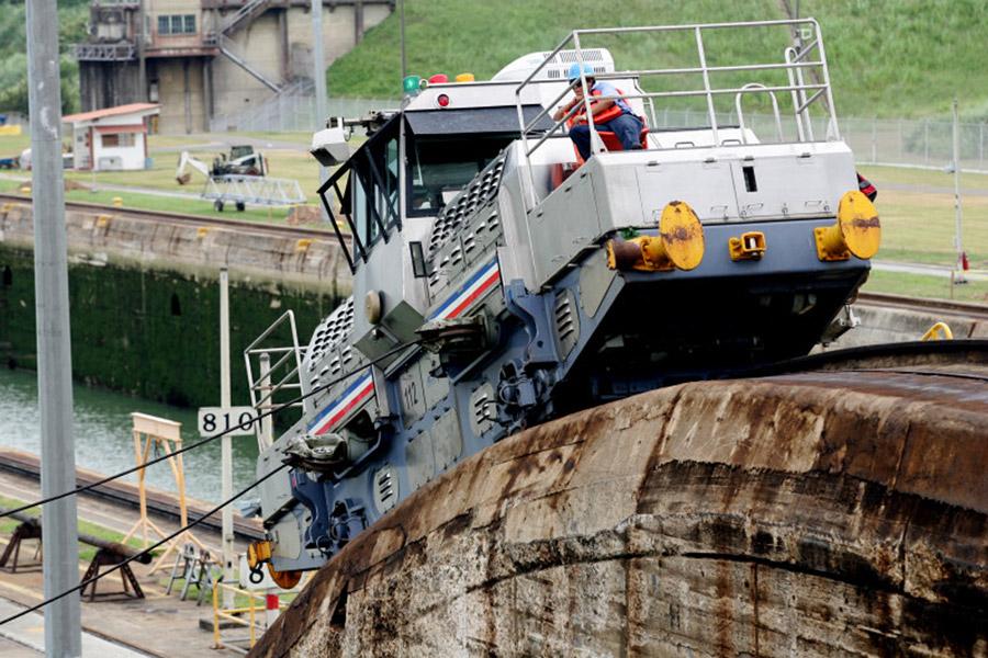 Panama - Le Canal