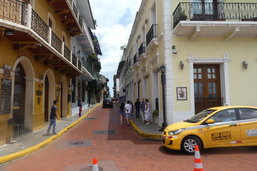 Panama - Surprenante Panama City, l'Ancienne et la Nouvelle