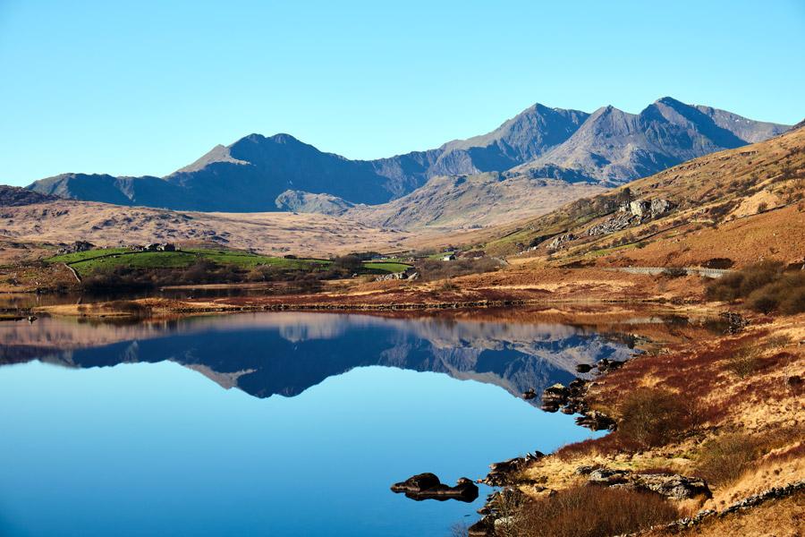 Pays de Galles - Parcs Nationaux,les Derniers Espaces Sauvages d'Europe