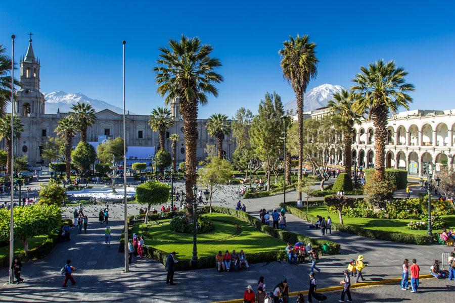 Pérou - Arequipa, balade au cœur de la Ville Blanche