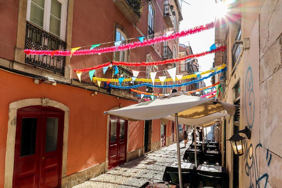 Portugal - Visite Épicurienne du Lisbonne Populaire