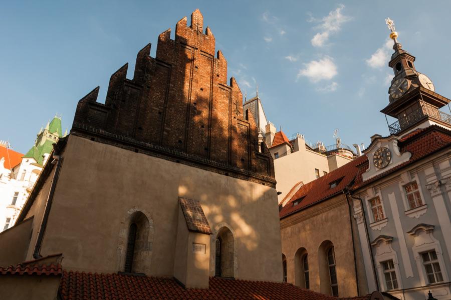 République Tchèque - Josefov, le Quartier Juif de Prague