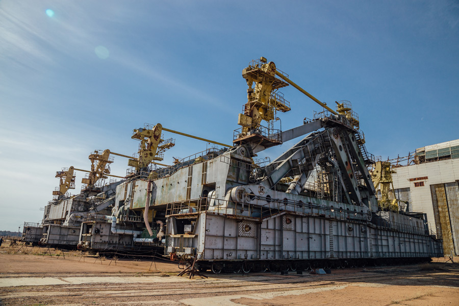 Russie - Voyage à Baïkonour