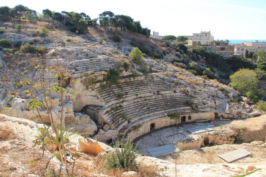 Sardaigne - Cagliari, capitale joyeuse et historique de la Sardaigne