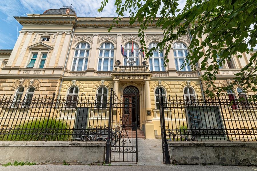 Serbie - Novi Sad, l'Athènes Serbe au bord du Danube