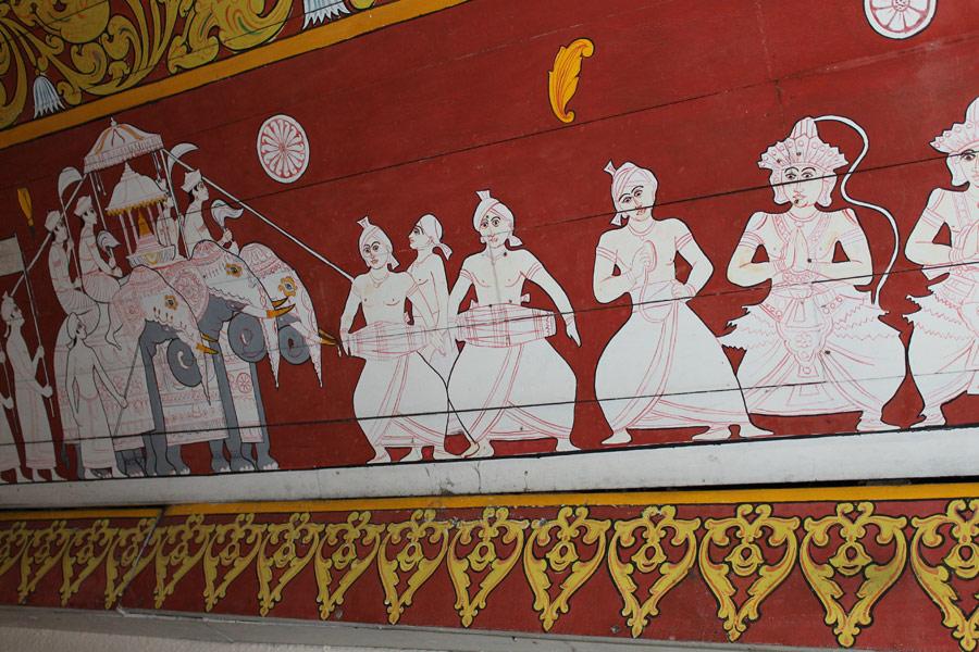 Kandy, Une Dent de Bouddha au Sri Lanka