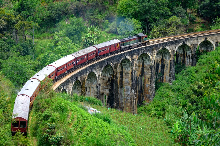 Sri Lanka - Le pays du Thé