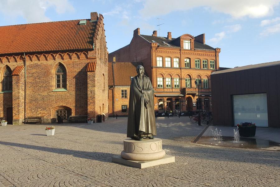 Suède - Lund, une ville d'histoire et d'étudiants