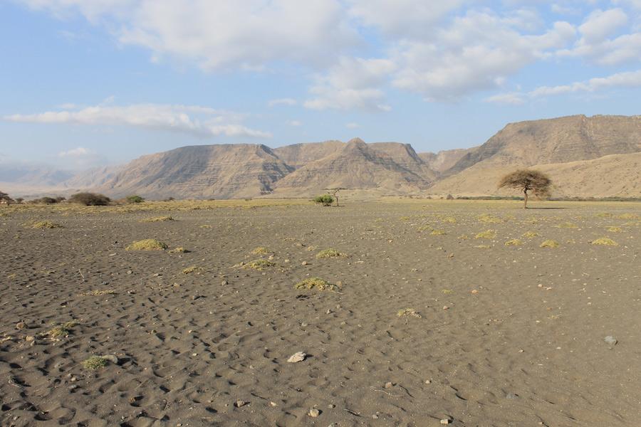 Tanzanie - Le Lac Natron et la Montagne Sacrée Ol Doinyo Lengaï
