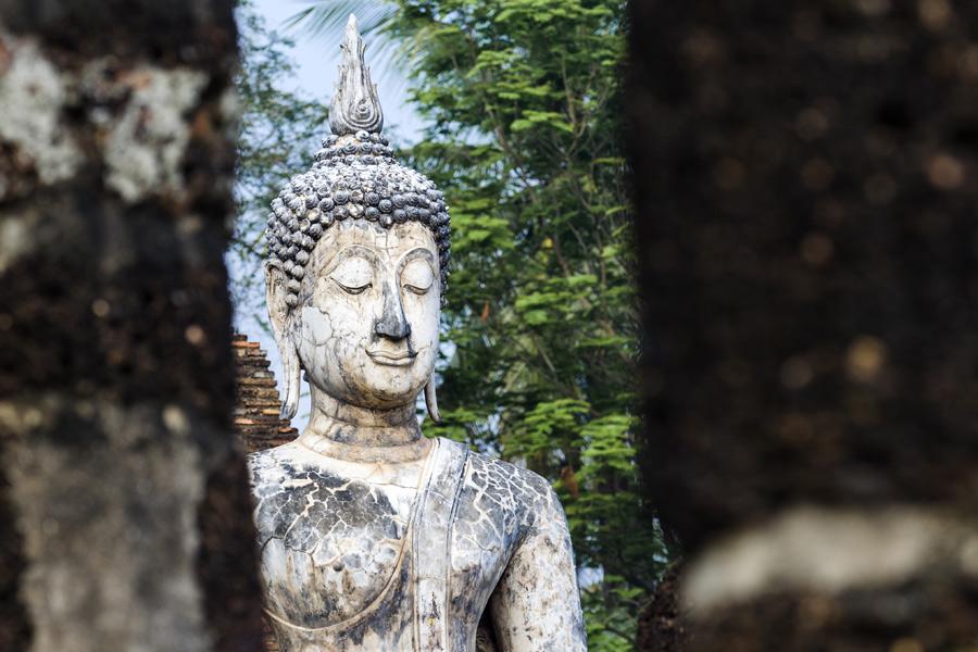 Thaïlande - Visite de Sukhothai, première capitale du Siam