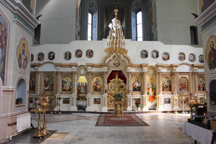 Ukraine - Kiev, berceau de la religion orthodoxe