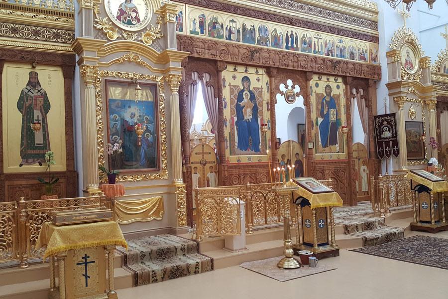 Ukraine - Tchernihiv et l'architecture russe ancienne