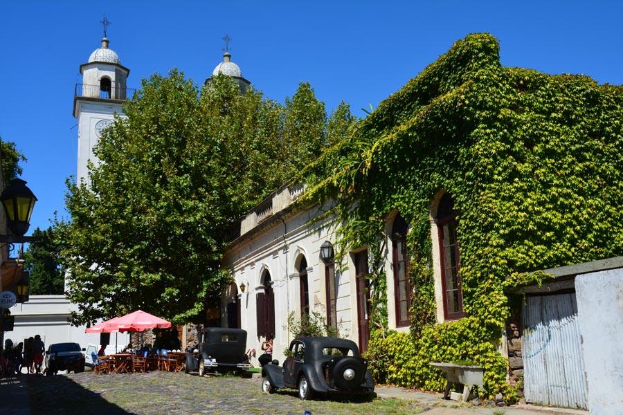 Uruguay - Colonia del Sacramento, Pittoresque et Apaisante