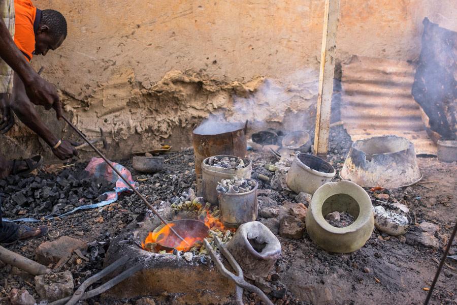 Burkina Faso - Artisanat Local au Burkina Faso