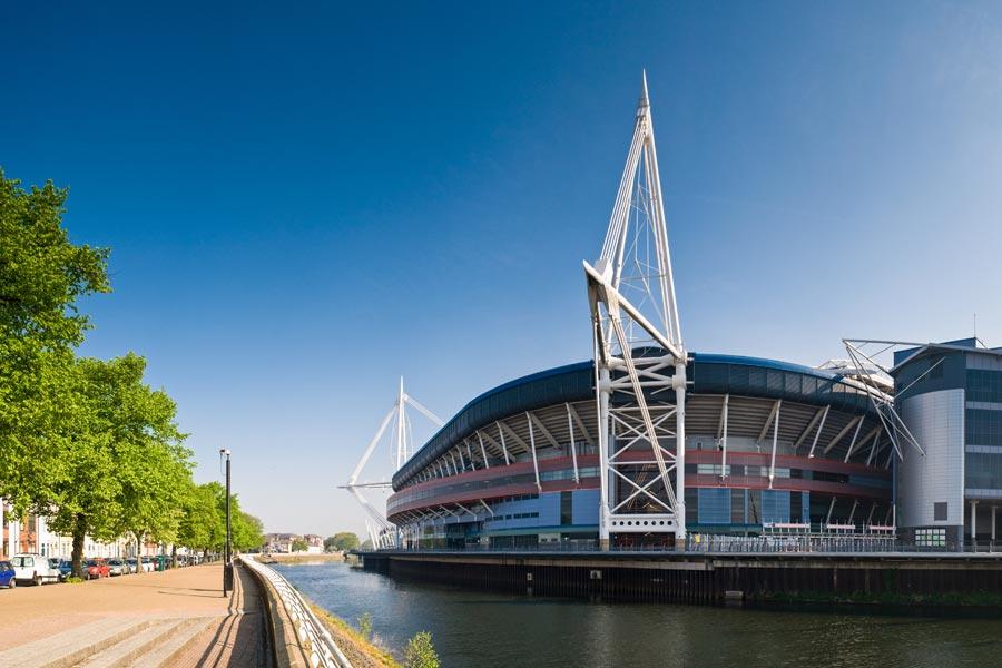 Pays de Galles - Cardiff - entre Nature et Culture, entre Histoire et Modernité