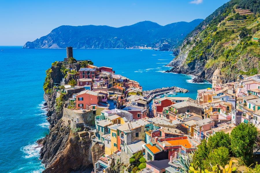 Italie - De villages en villages au cœur des Cinque Terre