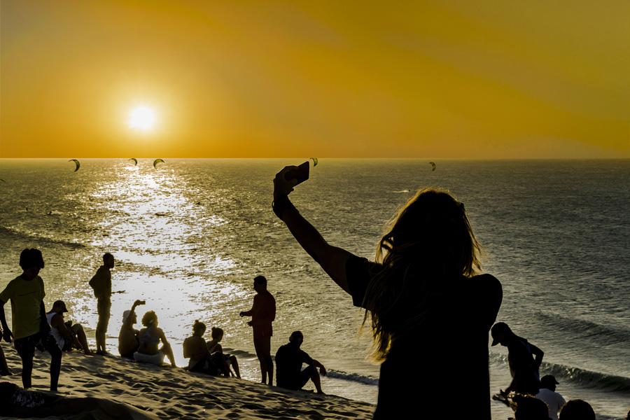 Brésil - À la rencontre des hippies du Nordeste brésilien à Jericoacoara