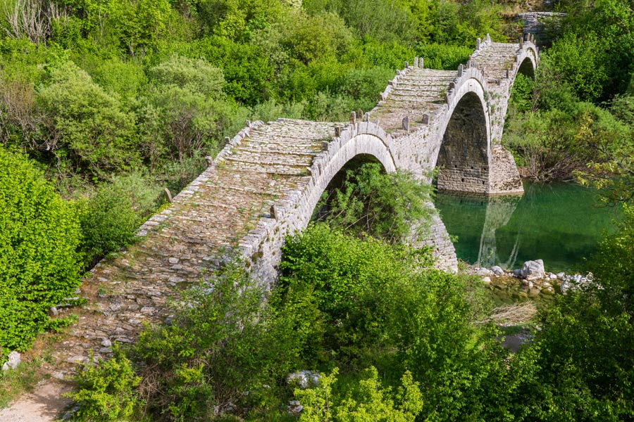 Grèce - La Région des Zagoria