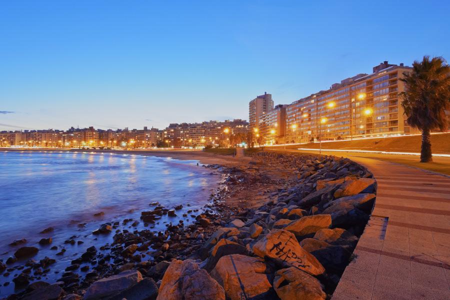 Uruguay - Montevideo, un bout d'Europe au cœur de l'Uruguay