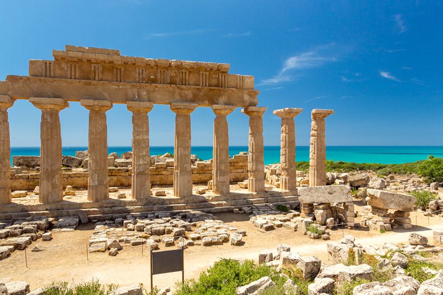 Sicile - Mosaïque d'histoire au cœur des sites archéologiques de Sicile