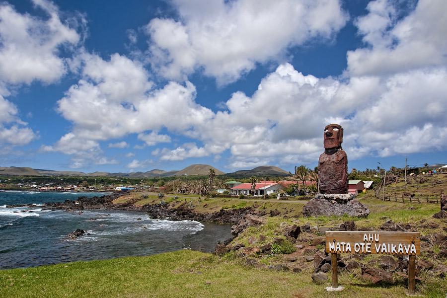Chili - Rencontre avec la civilisation Rapa Nui sur l'île de Pâques