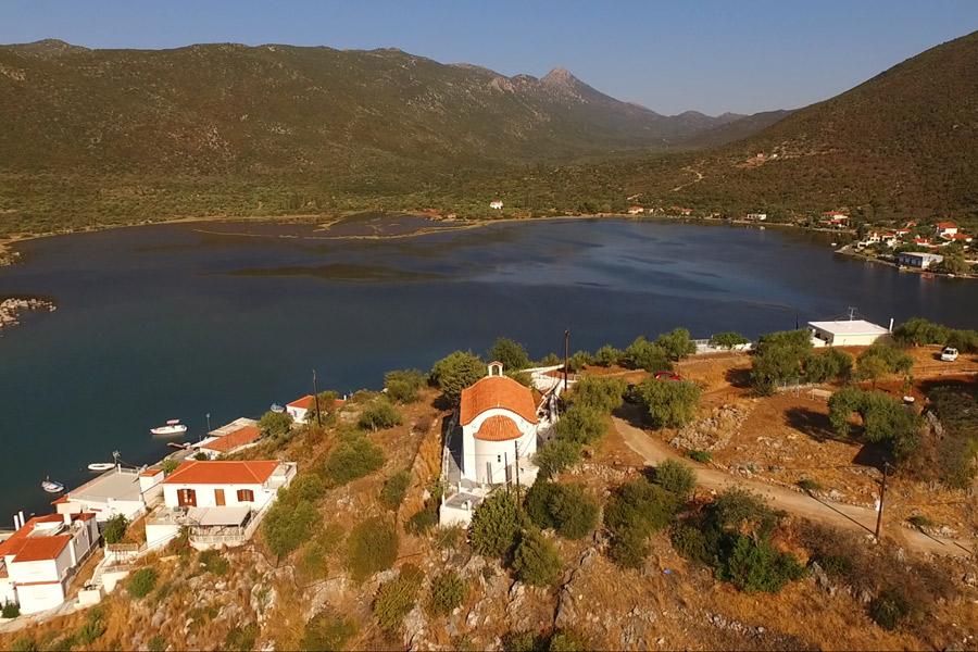 Grèce - Mistra dans le Péloponnèse