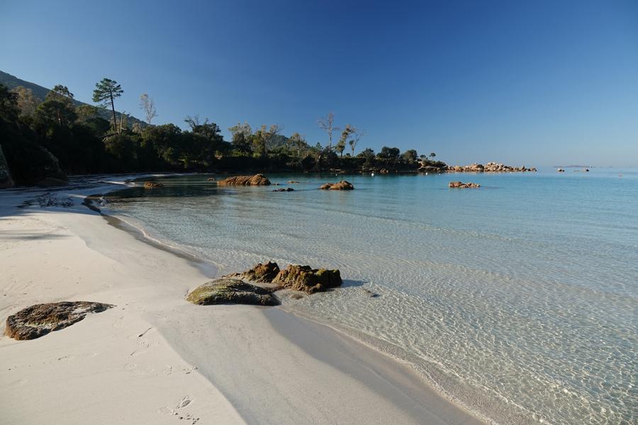 France - D'îles en criques en Corse du Sud