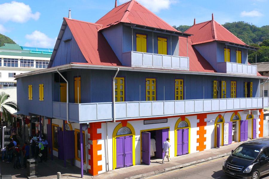 Seychelles - Version culture et traditions