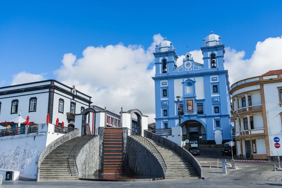 Açores - Angra do Heroismo
